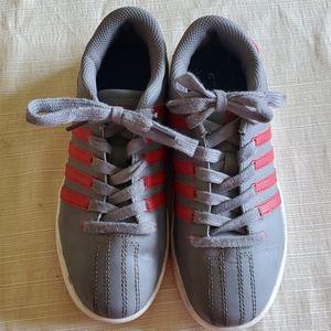 Boys K-Swiss tennis shoe